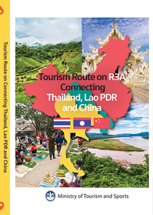 Tourism Route on R3A Connecting Thailand, Lao PDR and China